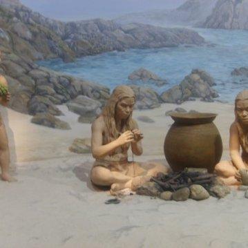 Hong Kong Museum displays prehistoric Homo sapiens