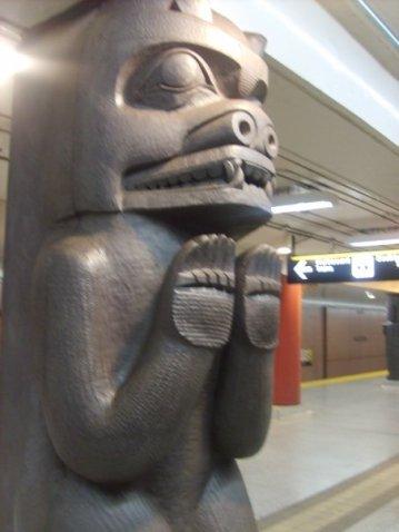 Subway Decor