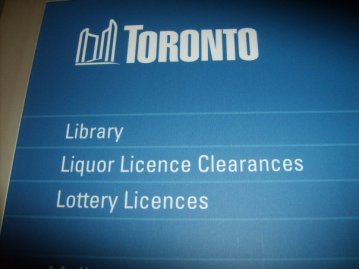 Toronto's Welcome!