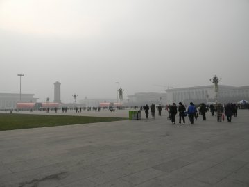 Tianamen Square - 21 years after bloodshed