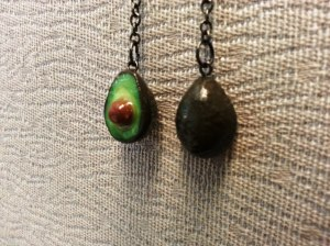 Avocado Earrings 02