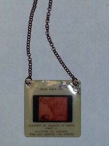 Projector Slide Resin Necklace (1)