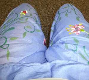 Stenciled Thai Fisherman Pants (2)