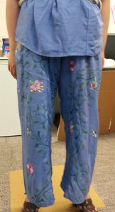 Stenciled Thai Fisherman Pants (3)