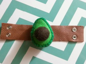 Avocado Wristband 03