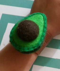 Avocado Wristband 05