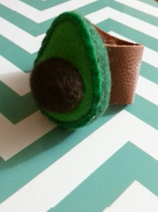 Avocado Wristband 06