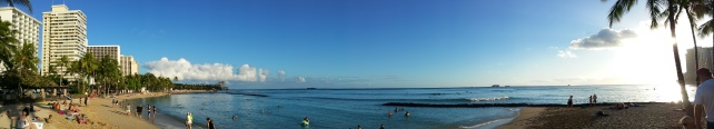 Shore Panoramic
